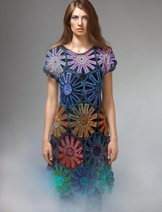 Связать платье из бисера